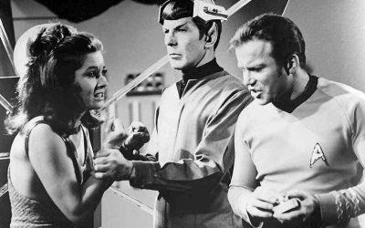 Represión  de Emociones en Stark Trek con Spok.
