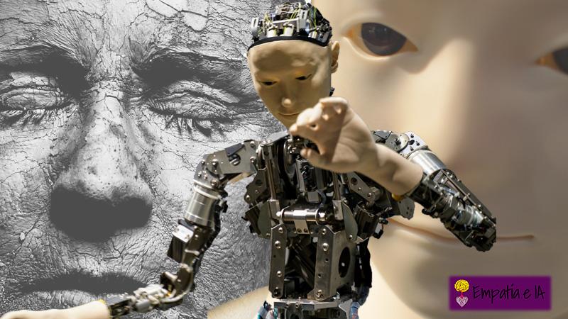 Robots capaces de sentir dolor